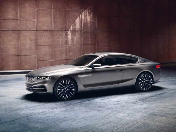 2013 BMW Pininfarina Gran Lusso Coupé