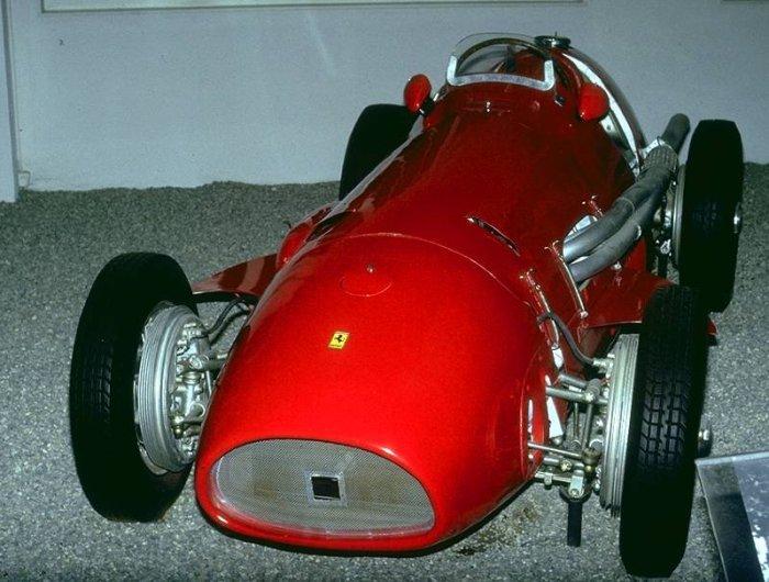 Ferrari 500 F2 Chassis n° 184