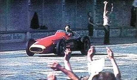 GP Argentina Fangio-Maserati-250F