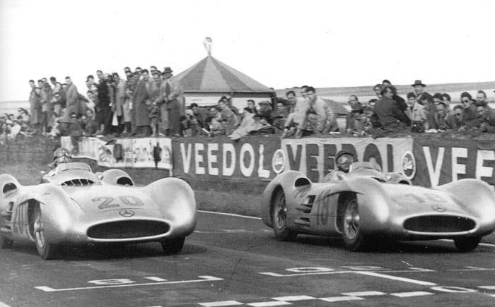 GP Francia Fangio - Klint