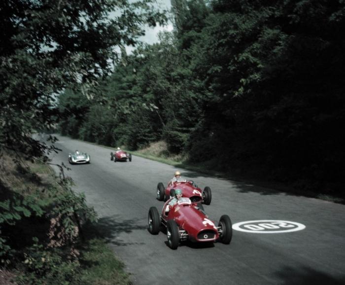 GP Italia Alberto Ascari, José Frolian Gonzalez