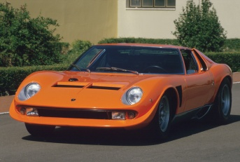 Lamborghini Miura SJ #4088