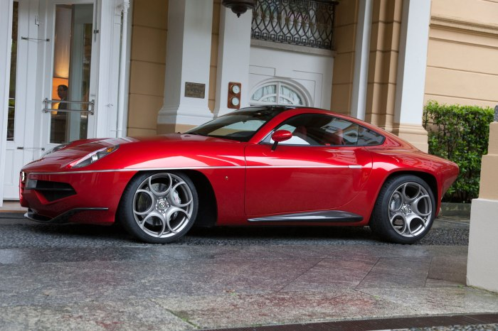 Touring Superleggera Alfa Romeo Disco Volante by Touring