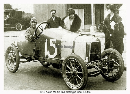 1919 Coal Scuttle II