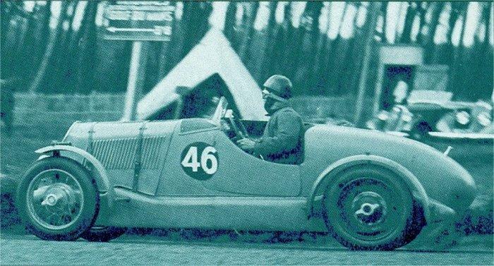 1937 - FIAT 508 S Balilla (Amedée Gordini)