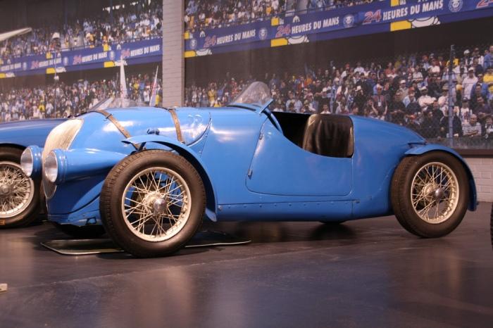 1937 Simca Gordini Type 5