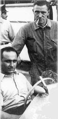 1948 reims fangio y gordini