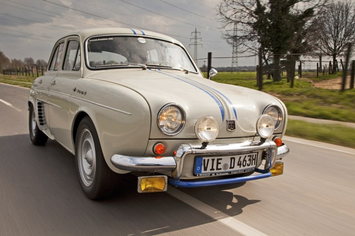 1962 Renault Dauphine R-1093