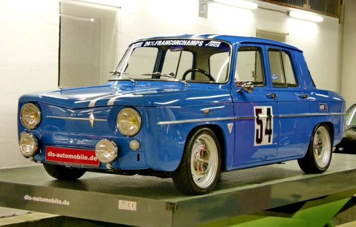 1964 Renault 8 Gordini