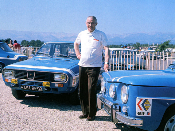 1970 Amedee Gordini Renault 12