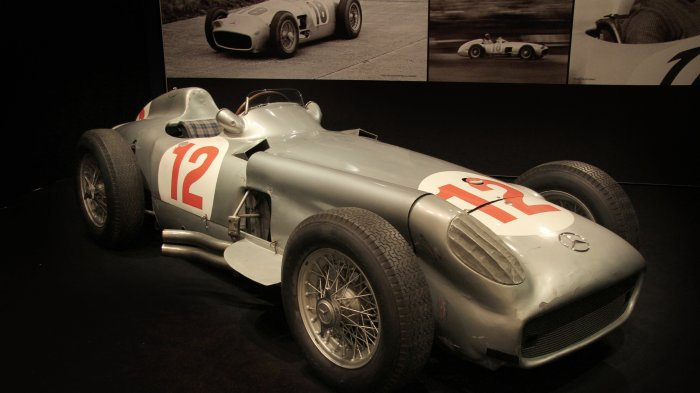 2013 Fangio-Mercedes-Benz-W196-Formula-One-Race-Car $29.6MM 2