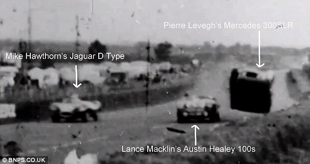 Accidente de LeMans 1955
