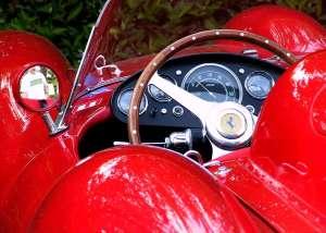 Ferrari 250 Testa Rossa Spider Scaglie
