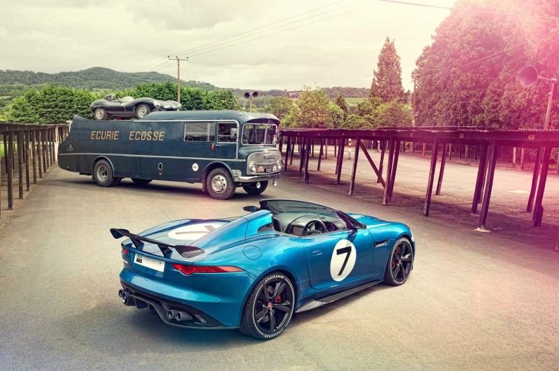 Jaguar Project 7 2