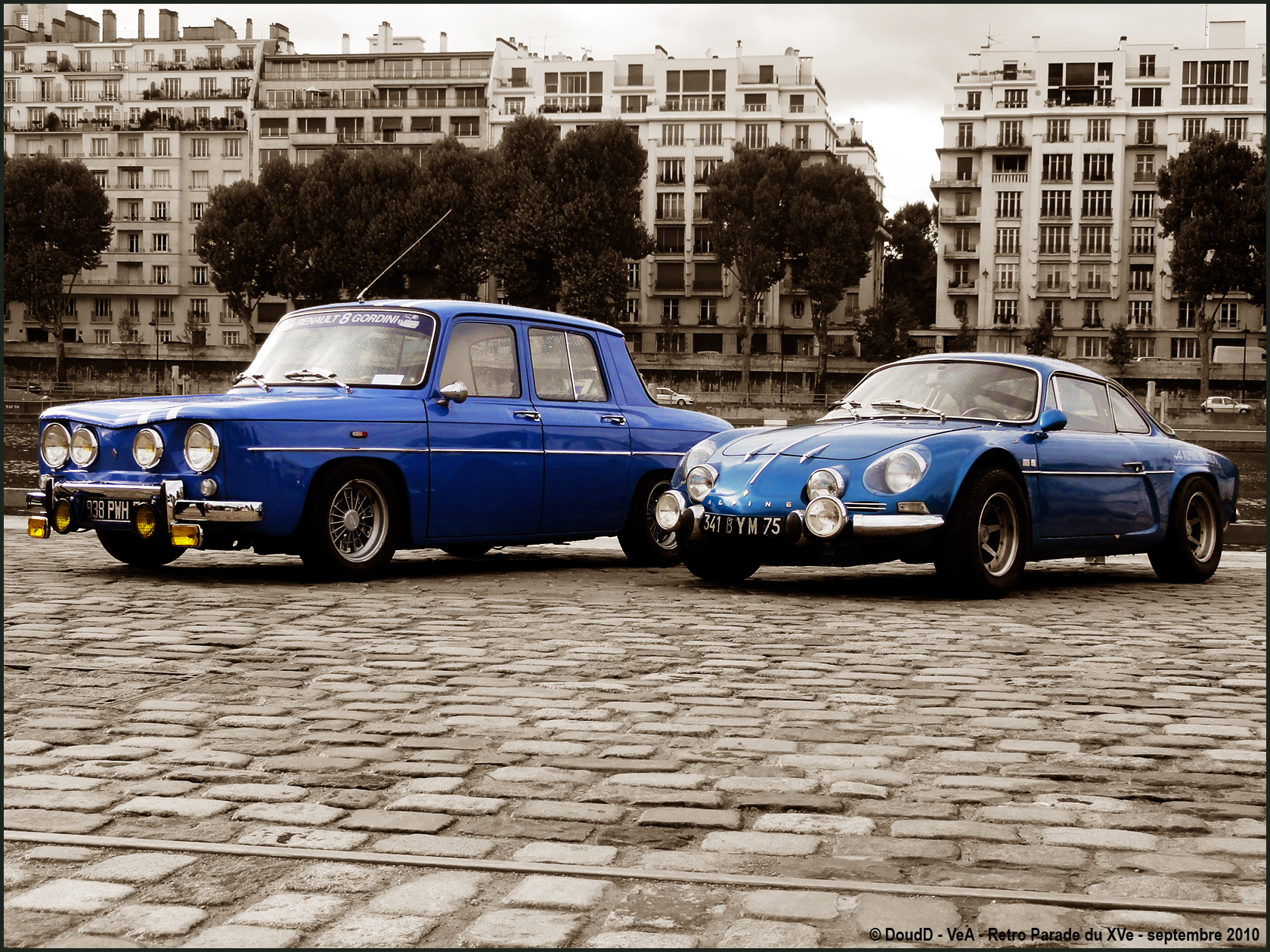 renault 8 gordini alpine a110 1600s coches clasicos de hoy. Black Bedroom Furniture Sets. Home Design Ideas