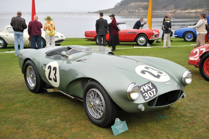 1953 Aston Martin DB3S Sports