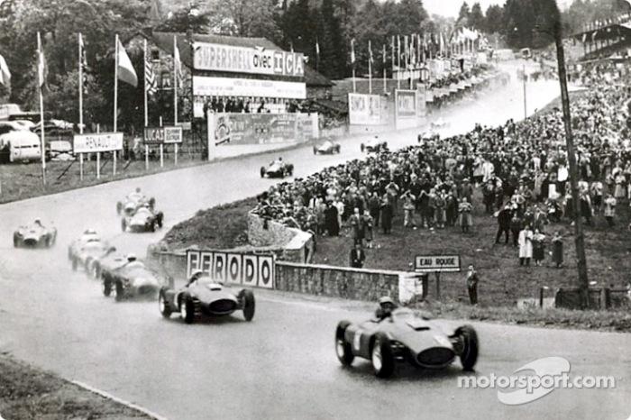 1956 GP de Belgica (eau rouge)