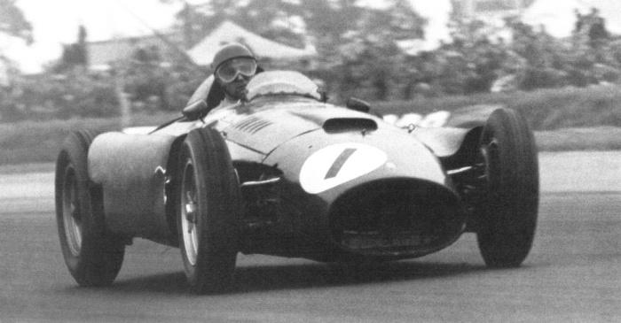1956 GP de Gran Bretaña - Fangio