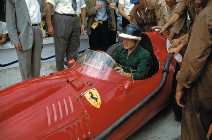 1958 GP de Alemania - Hawthorn