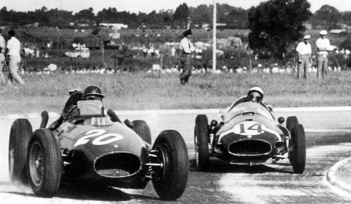 1958 GP de Argentina Mike Hawthorn