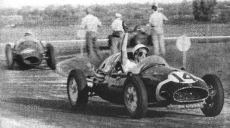 1958 GP de Argentina - Moss