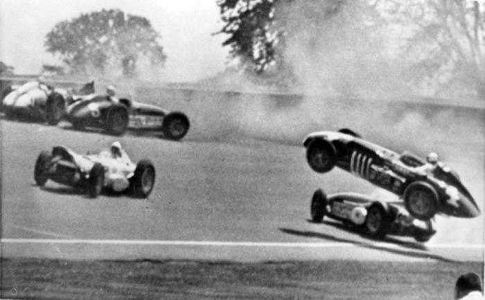 1958 GP de EEUU Indianapolis 500