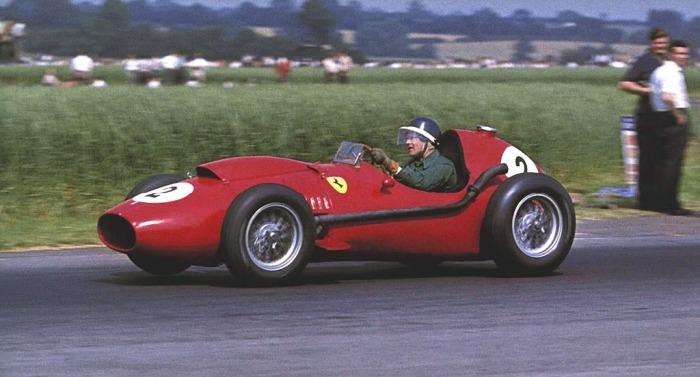 1958 GP de Gran Bretaña - Mike Hawthorn