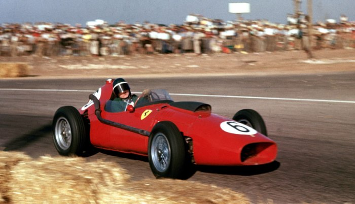 1958 GP de Marruecos Hawthorn