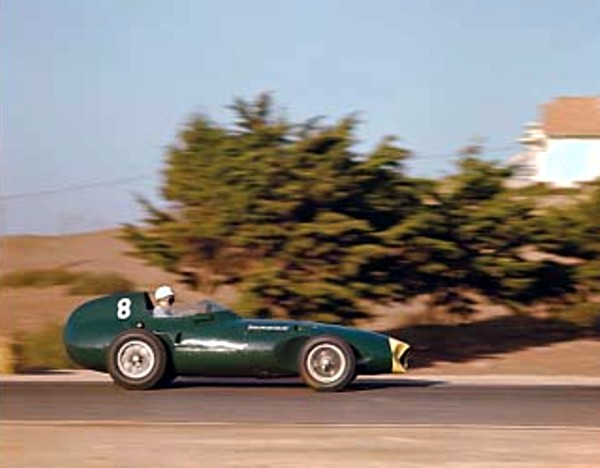 1958 GP de Marruecos Stirling Moss