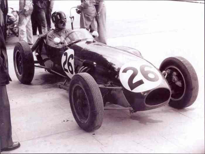 1958 GP de Monaco - Hill