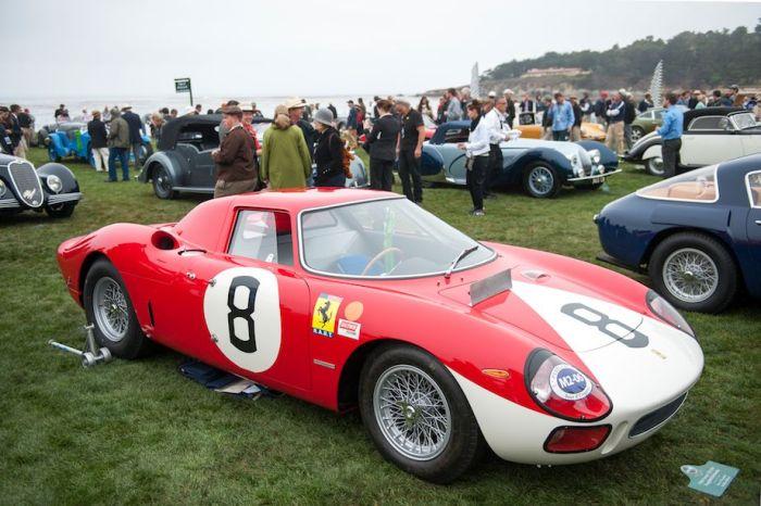 1964 Ferrari 250 LM Scaglietti Berlinetta
