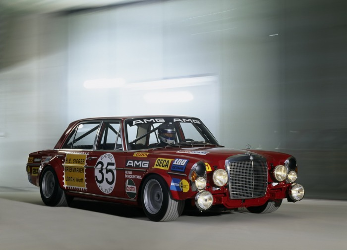 1971 Mercedes-benz 300 sel 6.3 AMG