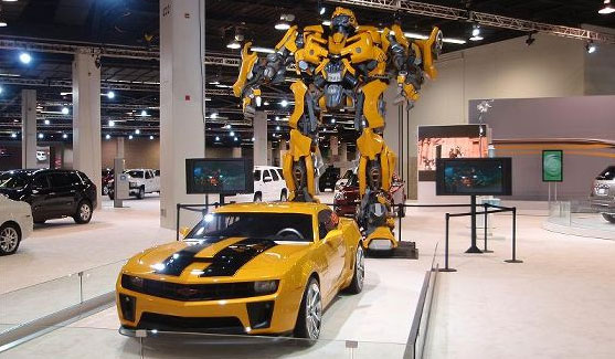 2009 Chevrolet Camaro Bumblebee-limited-edition