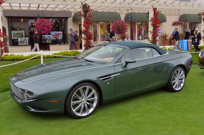 Aston Martin Zagato Spyder