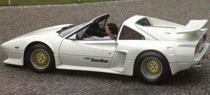 Ferrari 308 GTS Turbo by Koenig Specials