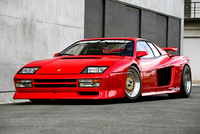 Ferrari Testarossa Koenig