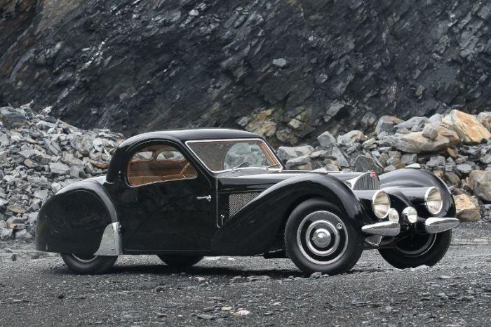 1937 Bugatti Type 57SC Atalante 8.745 millones