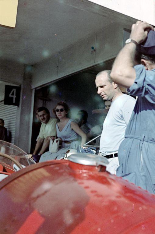 GP de Argentina - Fangio