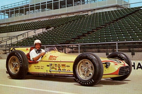 GP de EEUU - Indianapolis 500 - Sam Hanks