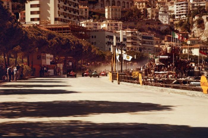 GP de Mónaco 1957
