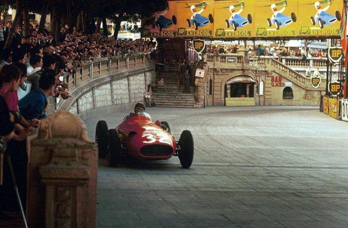 GP de Mónaco 1957 juan_manuel_fangio__monaco_1957__by_f1_history-d5d2n19