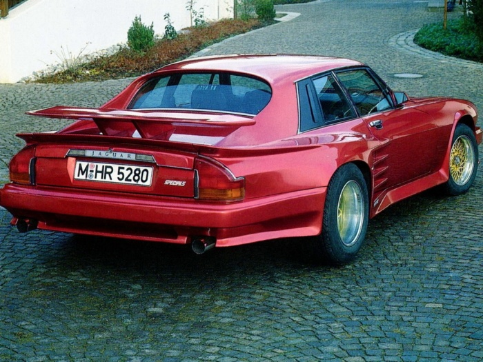 Jaguar XJS Koenig
