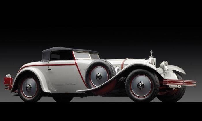 RM-Auctions Saoutchik-Benz-680S-Torpedo $8.250 millones