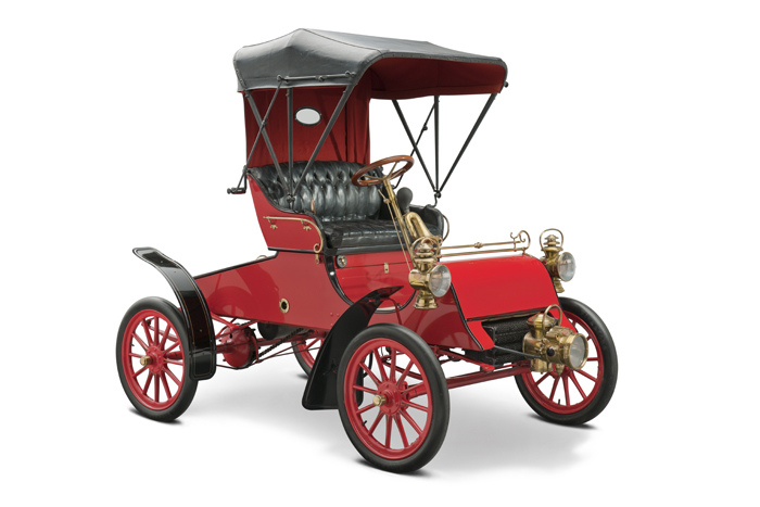 1903 Ford Model A Runabout