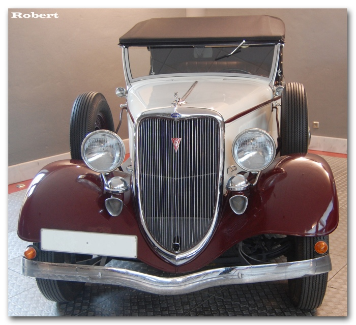 1932 Ford V8 Galgo Convertible