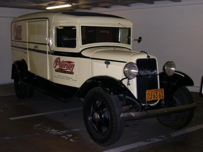 1934 Ford V8 truck