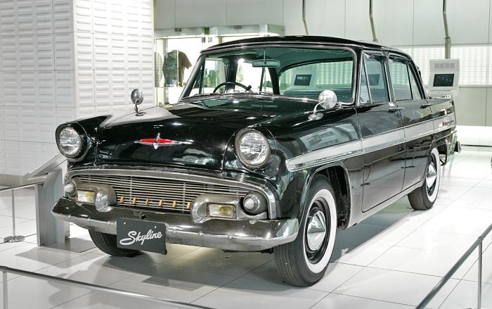 1957 Prince Skyline ALSI-1 001