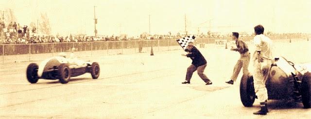 1959 GP de EEUU Bruce McLaren