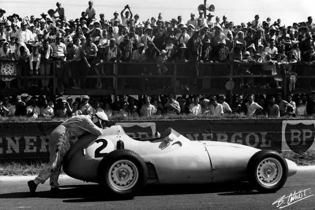 1959 GP de Francia Moss