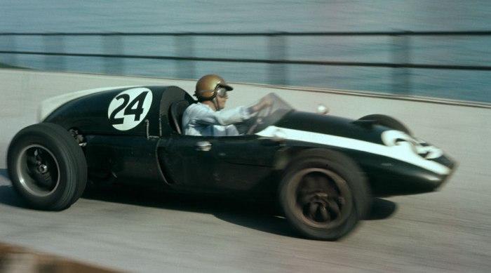 1959 GP de Mónaco Jack Brabham